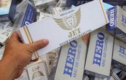 Đăk Lăk thu giữ số thuốc lá lậu kỷ lục