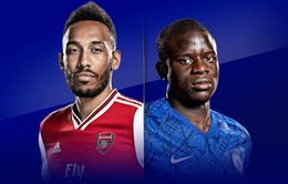 Lịch trực tiếp bóng đá Ngoại hạng Anh vòng 20: Arsenal đại chiến Chelsea, Man Utd làm khách của Burnley
