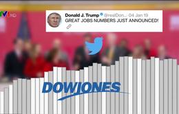 Tổng thống Trump, Twitter và chứng khoán Mỹ