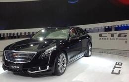 Trung Quốc: Thu hồi hơn 16.000 xe ô tô Cadillac