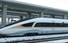 Trung Quốc khai trương đường sắt cao tốc mới