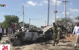 Thương vong tiếp tục gia tăng trong vụ đánh bom xe tại Somalia