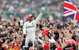 Lewis Hamilton giành danh hiệu VĐV châu Âu xuất sắc nhất năm 2019