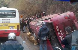 Tai nạn tại Thuận Châu làm 18 người bị thương