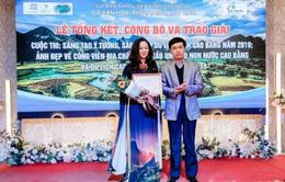 NTK Vũ Thảo Giang giành 2 giải thưởng tại quê hương Cao Bằng
