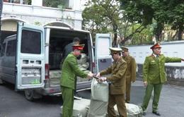 Bắc Giang: Phát hiện gần 850kg dược liệu, thuốc bắc nhập lậu