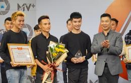 """Tác phẩm """"Phiên bản khác"""" của sinh viên Cao đẳng Truyền hình đạt giải Nhất cuộc thi MV+"""
