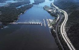Phát triển kinh tế - xã hội trên dòng chính của sông Mê Công bị ảnh hưởng