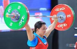 SEA Games 30: Nâng mức tạ phi thường, Hồng Thanh đoạt huy chương vàng cử tạ kịch tính