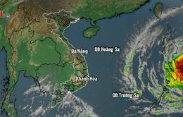 Bão Kammuri giật cấp 17, có khả năng đi vào Biển Đông