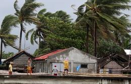 Bão Kammuri đổ bộ vào Philippines với sức gió 175km/h