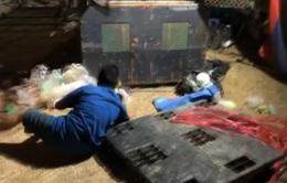 Thái Lan: Trò chơi cảm giác mạnh đứt dây an toàn