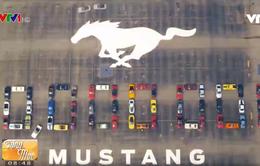 Ford Mustang - Mẫu xe thể thao thành công nhất lịch sử ngành công nghiệp ô tô