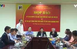 Đà Nẵng: Họp báo tổ chức kỳ thi tin học Việt Nam và lập trình viên quốc tế
