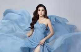 Miss World 2019: Hé lộ chiếc đầm Lương Thuỳ Linh sẽ mặc thi Top Model