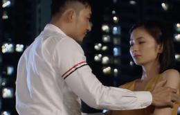 """Hoa hồng trên ngực trái - Tập 35: Yêu thầm bao lâu, cuối cùng Khang cũng tỏ tình với """"chị đẹp"""" San"""