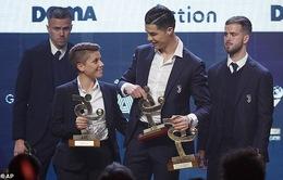 Trượt Quả bóng vàng 2019, Ronaldo nhận danh hiệu danh giá ở Serie A