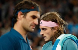 Stefanos Tsitsipas sẽ là Roger Federer của tương lai!