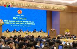 Chính phủ tiếp tục đặt mục tiêu cao trong cải thiện môi trường kinh doanh