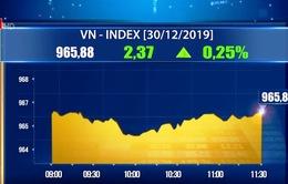 VN-Index tăng điểm phiên đầu tuần