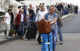 Hàng trăm chuyến bay tại Đức bị hủy do đình công