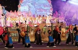 Lễ hội ném còn 3 nước Việt Nam - Lào - Trung Quốc