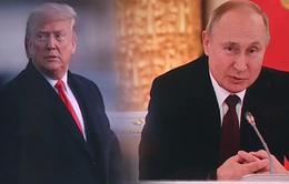 Tổng thống Nga cảm ơn Tổng thống Mỹ vì đã giúp ngăn chặn khủng bố