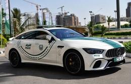 Cảnh sát Dubai được trang bị sedan hiệu suất cao AMG GT 63 S 4Matic+