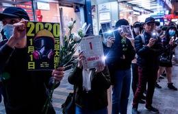 Hong Kong hủy bắn pháo hoa do lo ngại vấn đề an ninh