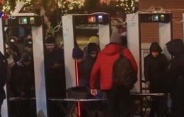 Nga tăng cường an ninh năm mới