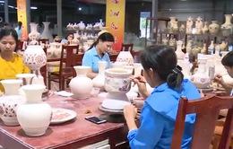 Phát triển các sản phẩm làng nghề để thu hút du lịch