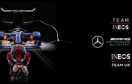 Đội Mercedes bắt tay hợp tác với đội Ineos
