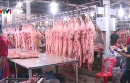Hà Nội: Không khan hiếm thịt lợn dịp Tết Nguyên đán
