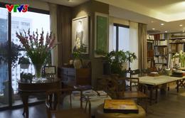 Không gian sống đầy màu sắc của họa sĩ Phạm Hà Hải
