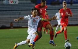 Quang Hải rách cơ đùi, chính thức lỡ trận gặp U22 Thái Lan