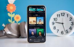 Tính năng được mong chờ trên Spotify phiên bản Android đã có trên iPhone