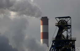 Khí đốt tự nhiên khiến lượng khí thải CO2 toàn cầu tăng cao kỷ lục