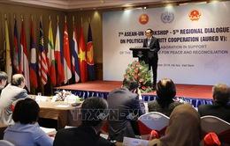 Hội thảo ASEAN-LHQ lần thứ 7: Đối thoại khu vực lần thứ 5 về hợp tác chính trị-an ninh