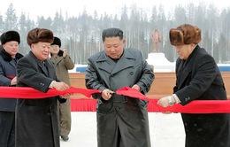 """Chủ tịch Triều Tiên công bố """"thành phố kiểu mẫu"""" mới"""