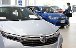 Doanh số ô tô Nhật Bản tại Hàn Quốc tiếp tục giảm mạnh