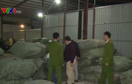Phát hiện hơn 100 tấn thuốc bắc nhập lậu từ Trung Quốc