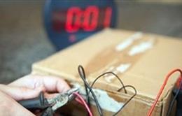 Đức xóa các trang web chỉ dẫn cách chế tạo bom