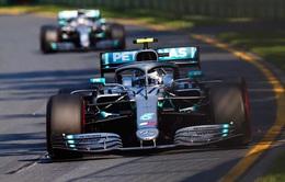 Đua xe F1: Mercedes trả mức phí tham dự kỷ lục cho mùa giải năm 2020