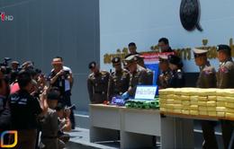 Tội phạm ma túy là vấn đề nhức nhối tại Đông Nam Á