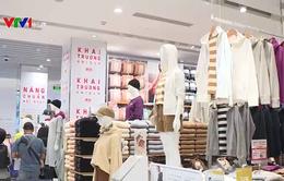 Thương hiệu thời trang Uniqlo chính thức mở cửa tại Việt Nam