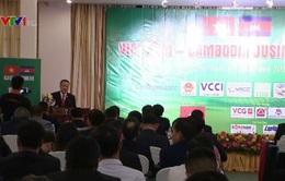 Thúc đẩy hợp tác kinh tế Việt Nam - Campuchia