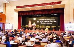 Khai mạc kỳ họp thứ 17 HĐND TP.HCM khóa IX