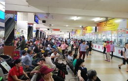 TP.HCM bắt đầu mở bán vé xe Tết từ ngày 25/12