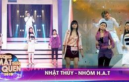 Nhật Thủy cân 3 giọng hát nhóm H.A.T  khi song ca cùng Ưng Hoàng Phúc