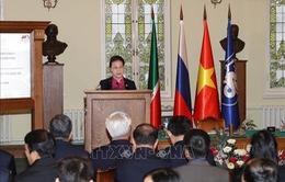 Chủ tịch Quốc hội Nguyễn Thị Kim Ngân thăm trường ĐH Tổng hợp LB Kazan